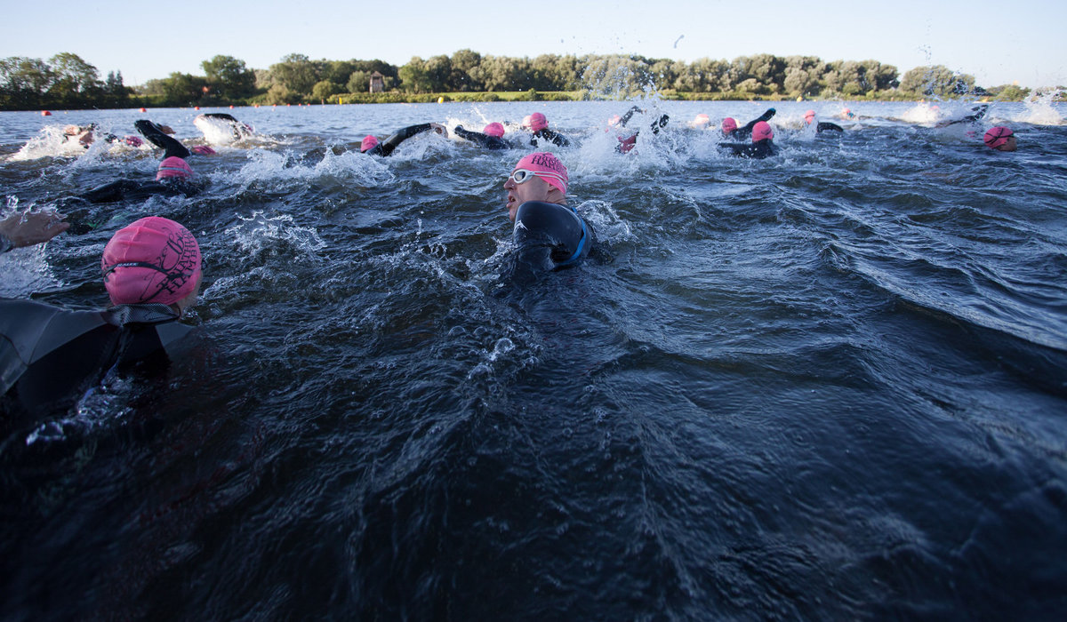 Elbe triathlon